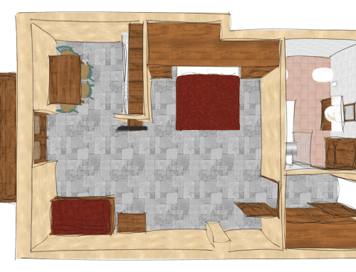 One-Bedroom Apartment, Type B